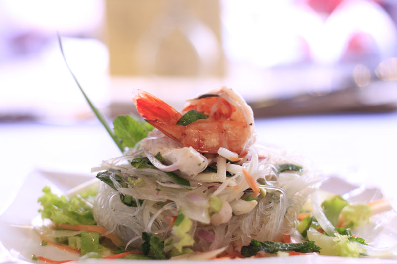 Mon addiction du moment : la cuisine Thaï