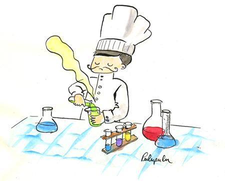 Cours de cuisine moléculaire et les coffrets HappyTime