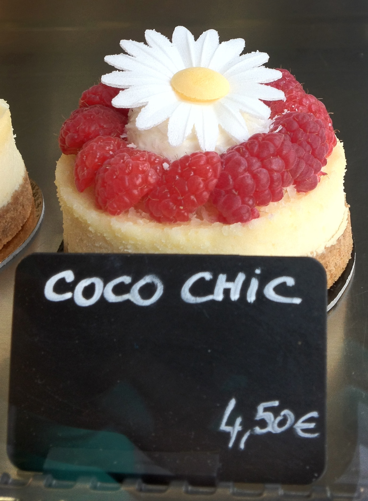 Best Cheesecake in Paris : She's cake by Sephora