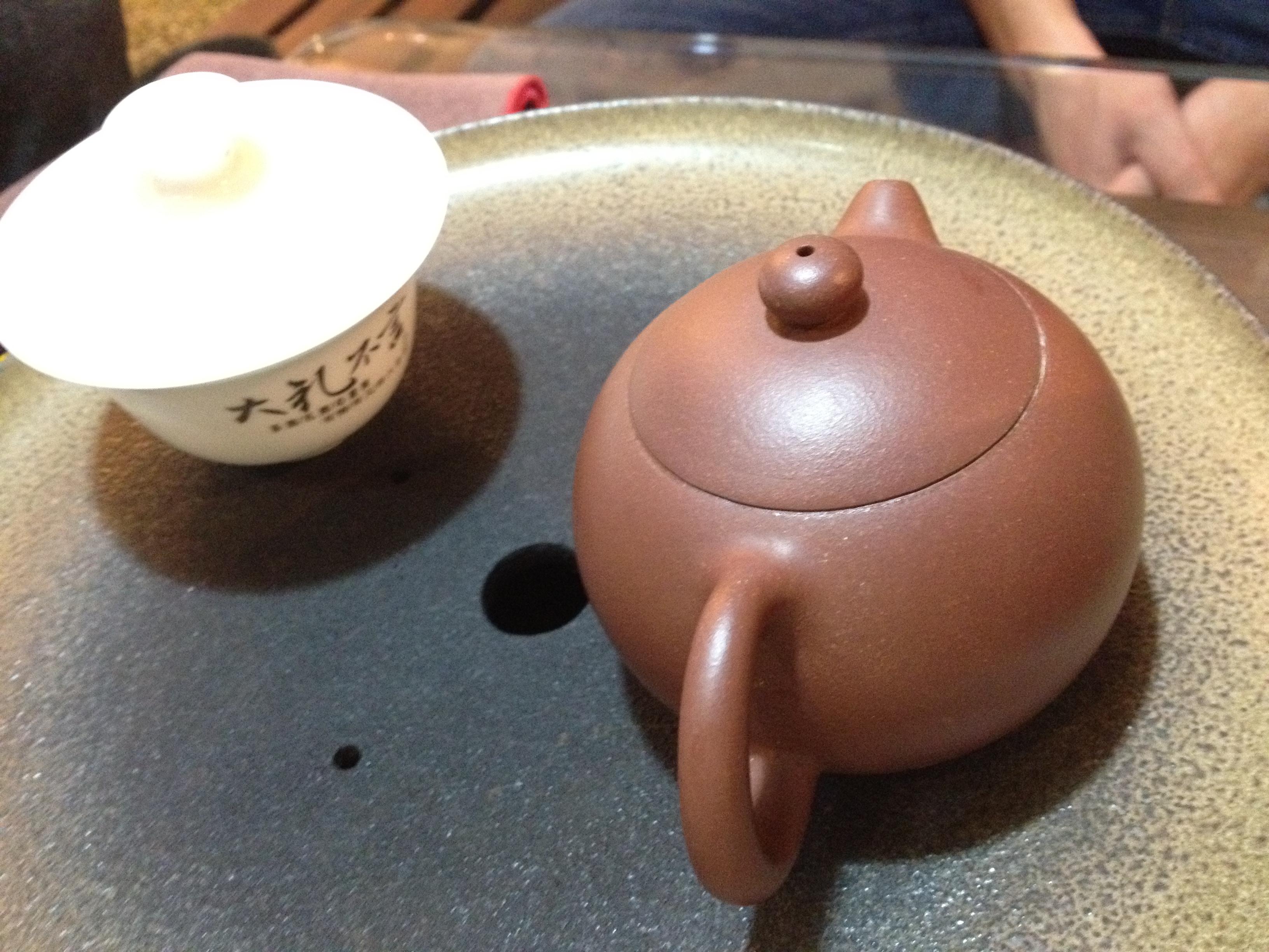 Fu De Cha, un salon de thé chinois au coeur de Paris