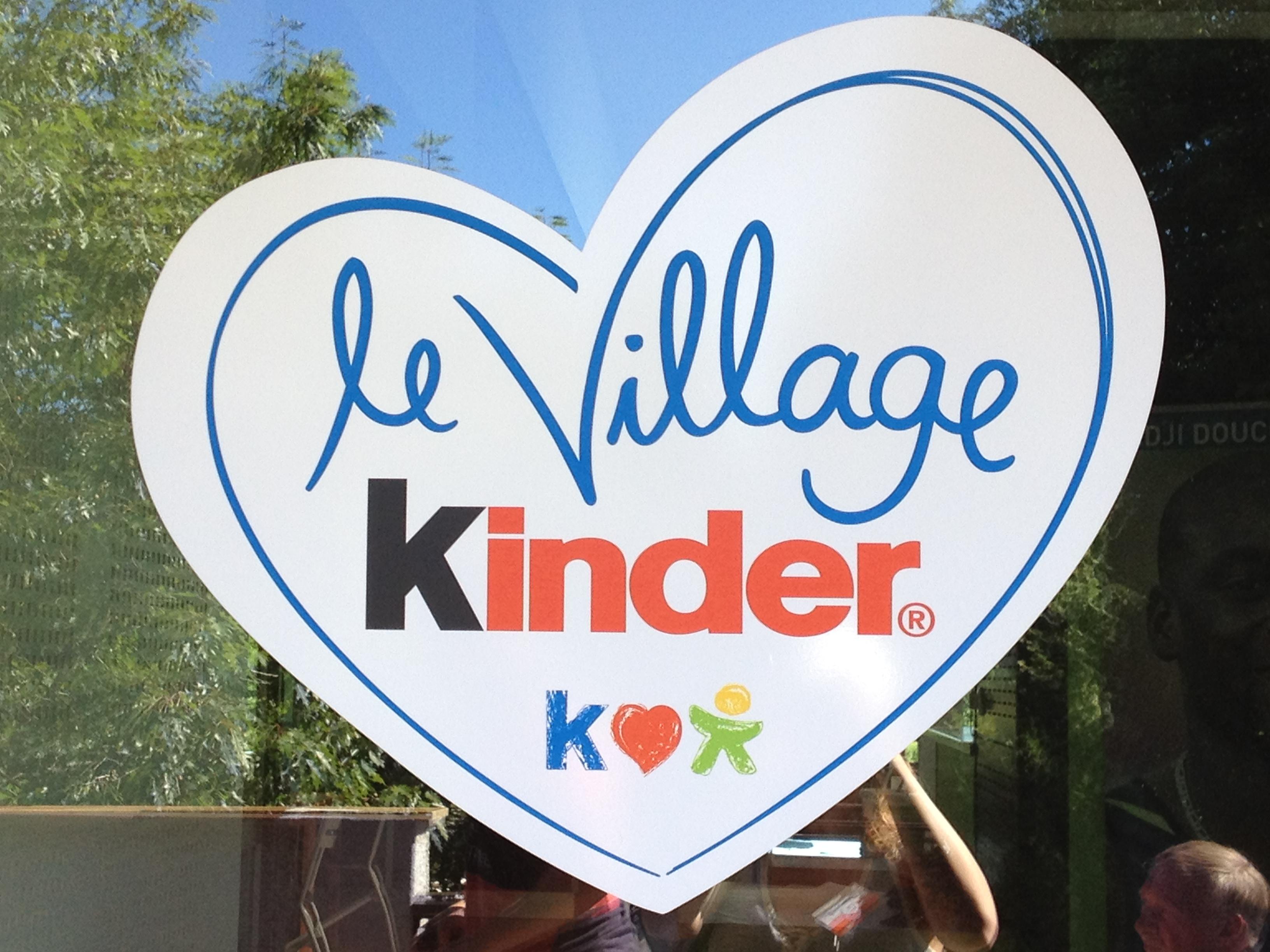 Le village Kinder