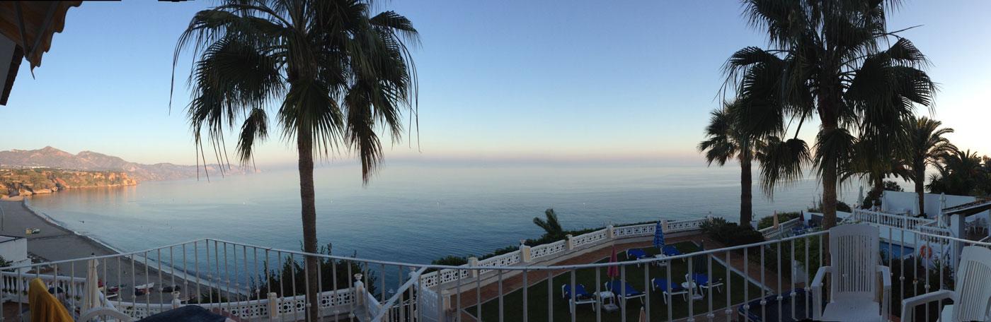 Escapade romantique sur la Costa del Sol