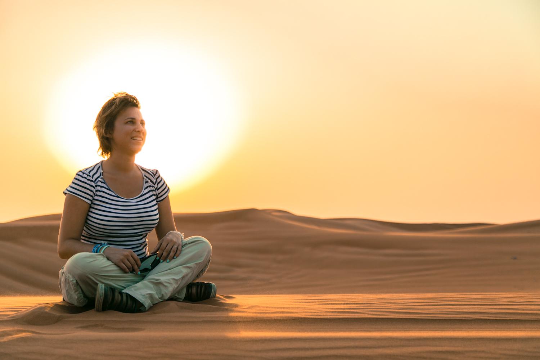 Dubaï : excursion dans le désert