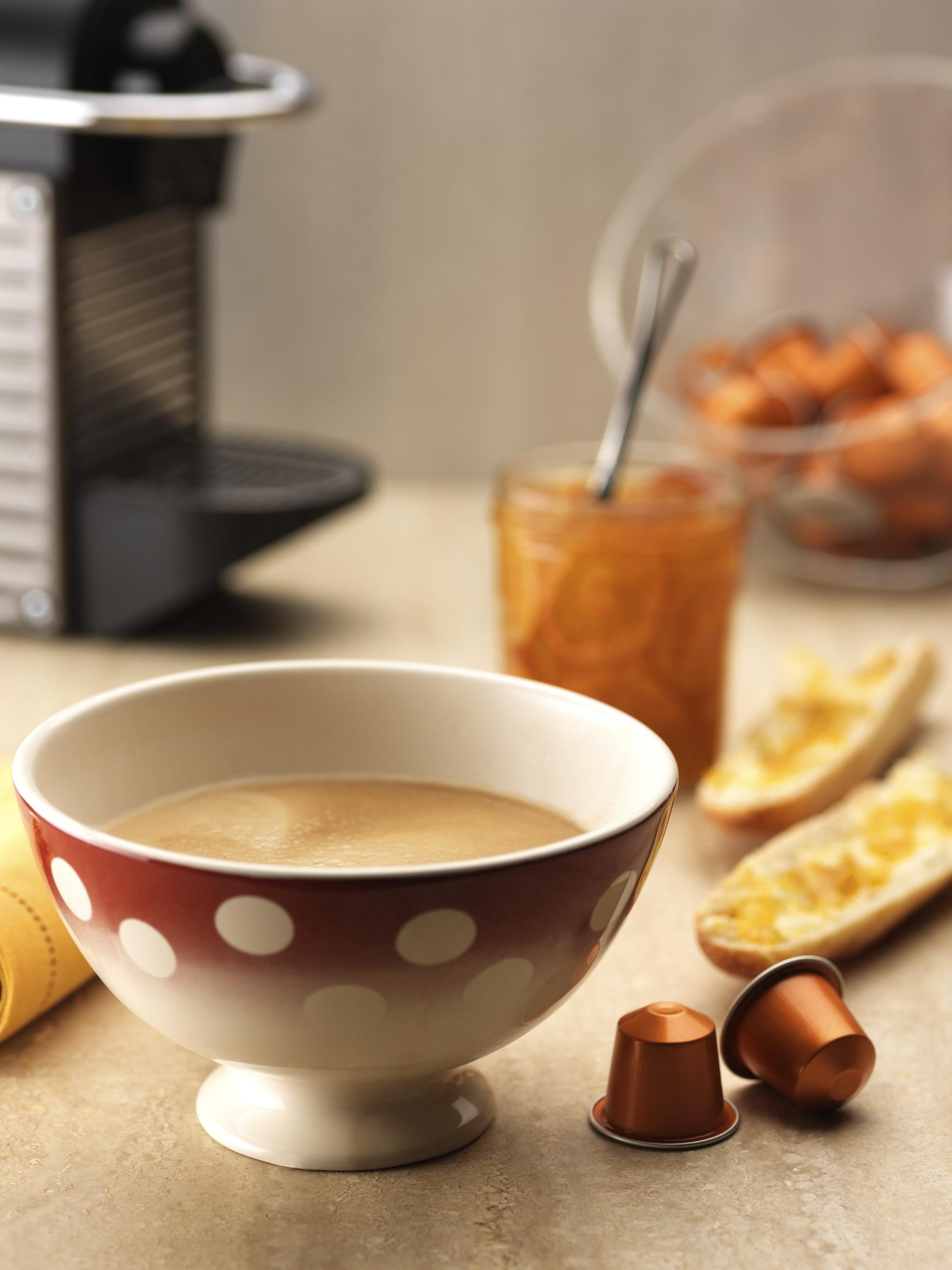 Linizio Lungo: le nouveau grand cru Nespresso du petit déjeuner