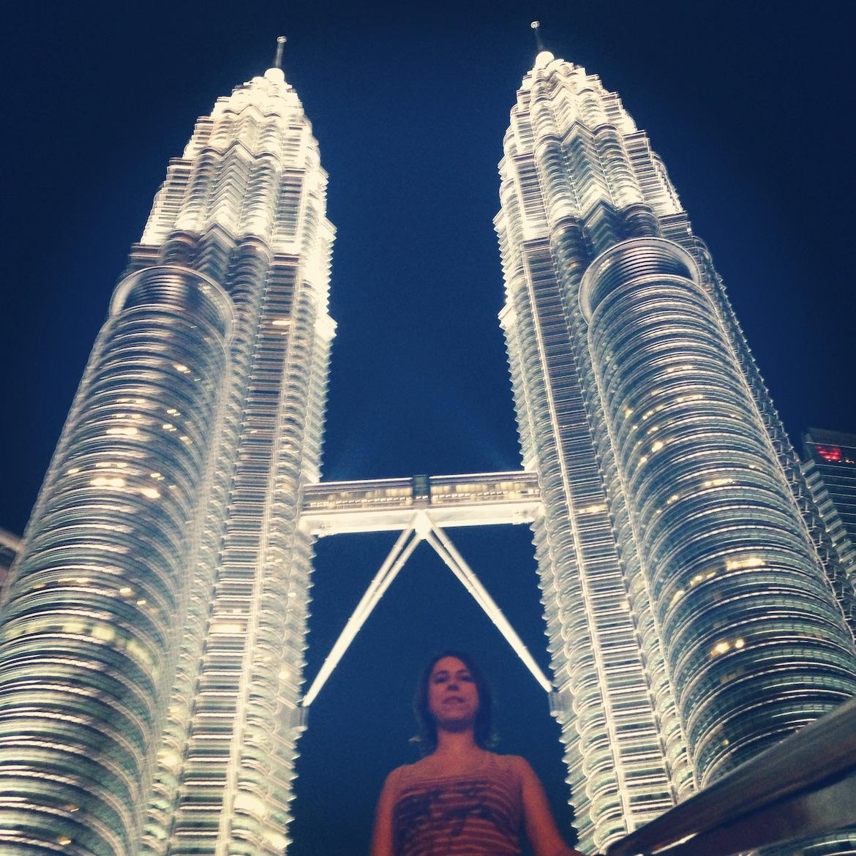 Kuala Lumpur, l'hétéroclite