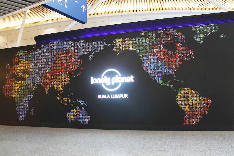 Lonely Planet, plus que des guides de voyage : un état d'esprit