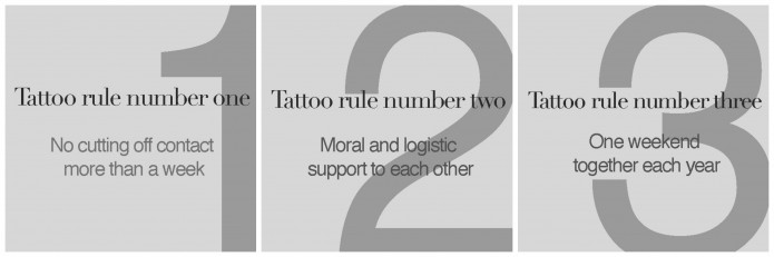 tattoo rules