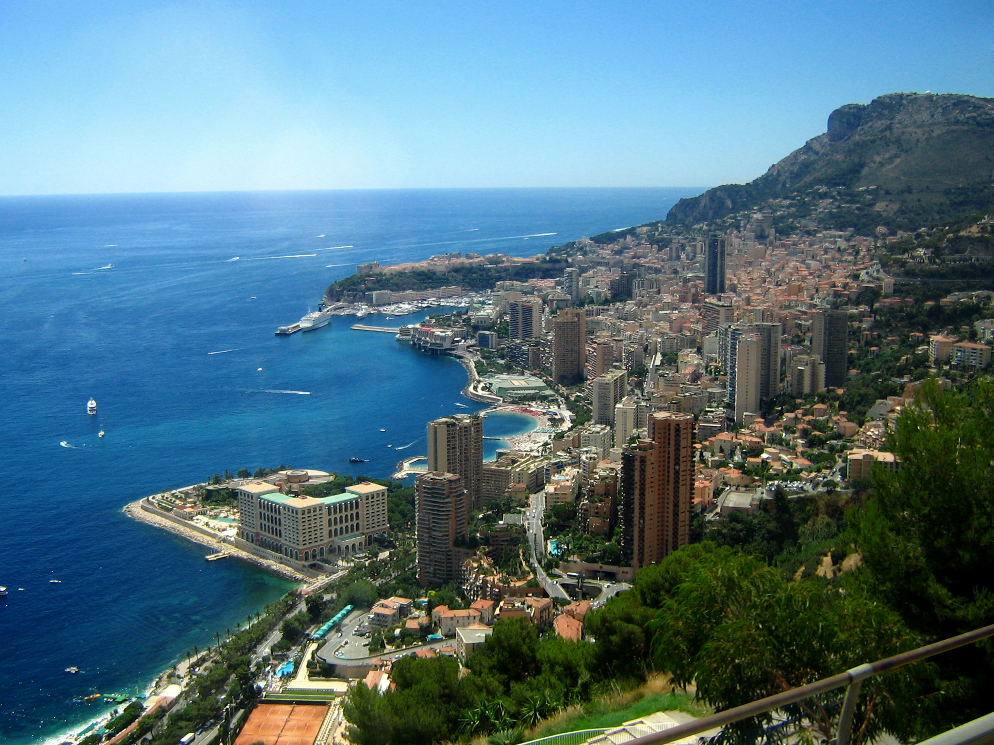 Un weekend à Monte-Carlo