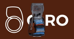 La valise G-RO pour partir en voyage