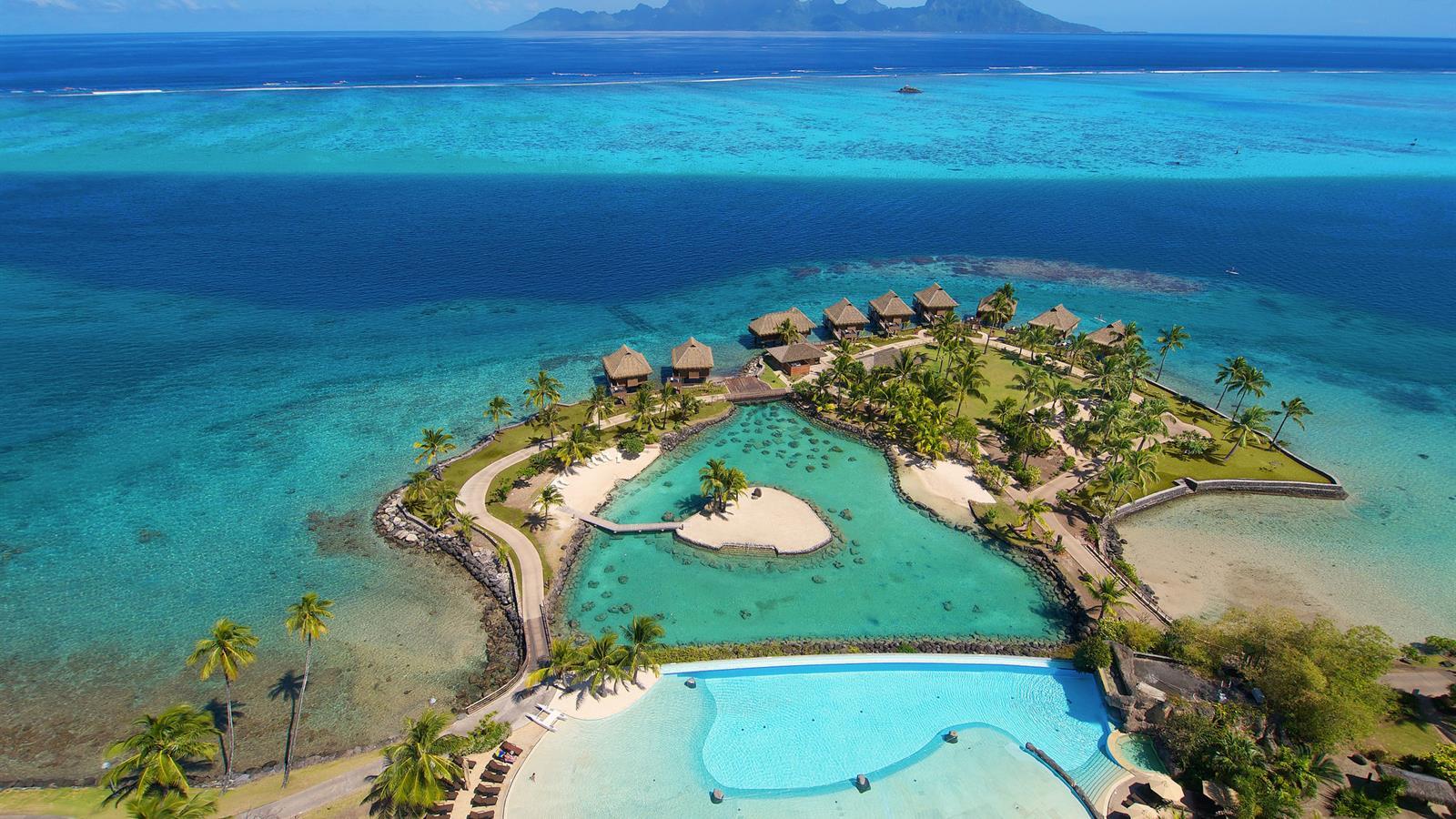 Tahiti élue la plus belle île du monde !